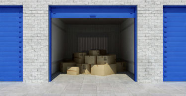 How to organize a storage unit for easy access