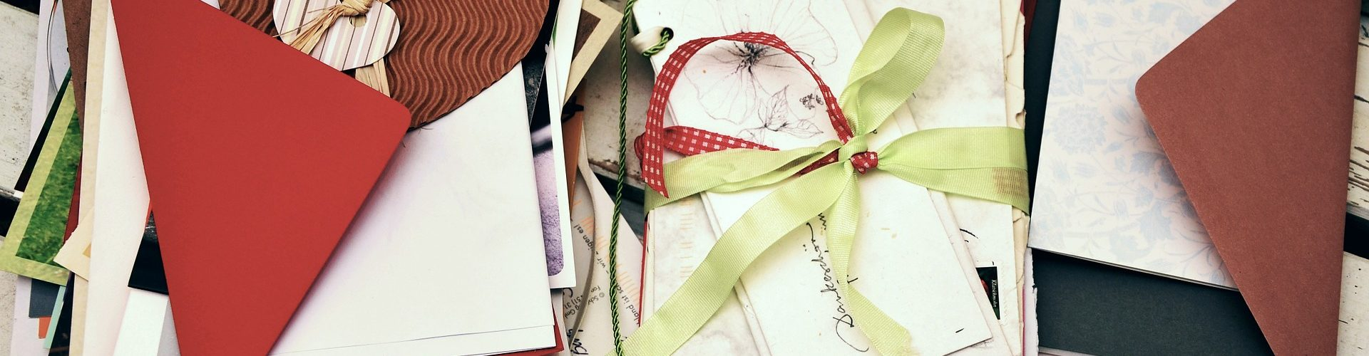 How To Display Repurpose And Store Sentimental Notes Cards