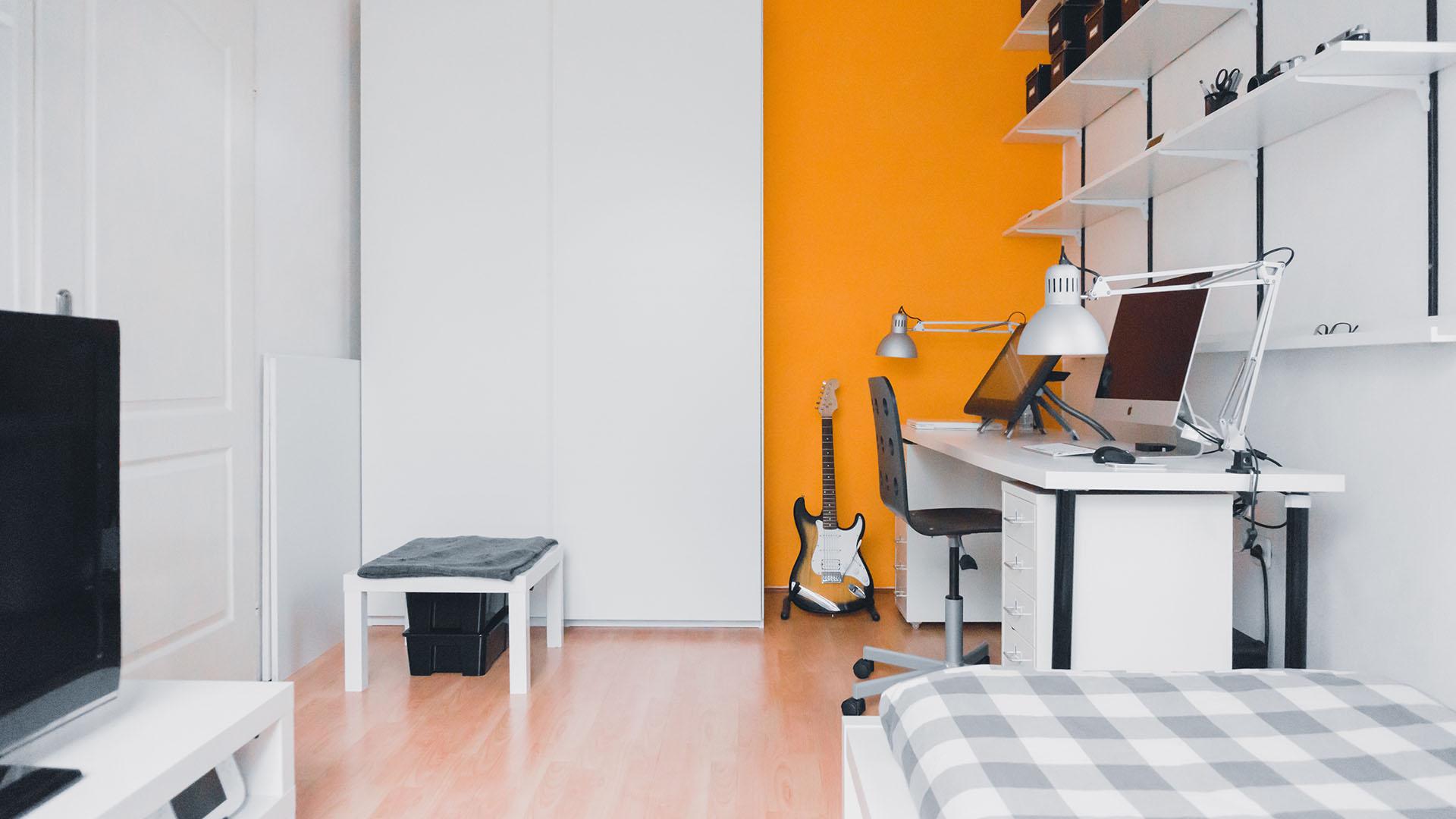 One Room Living The Studio Apartment Challenge
