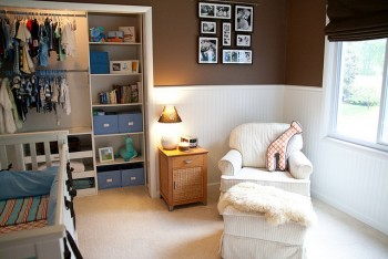 Nursery Storage Ideas and Hacks to Save Space