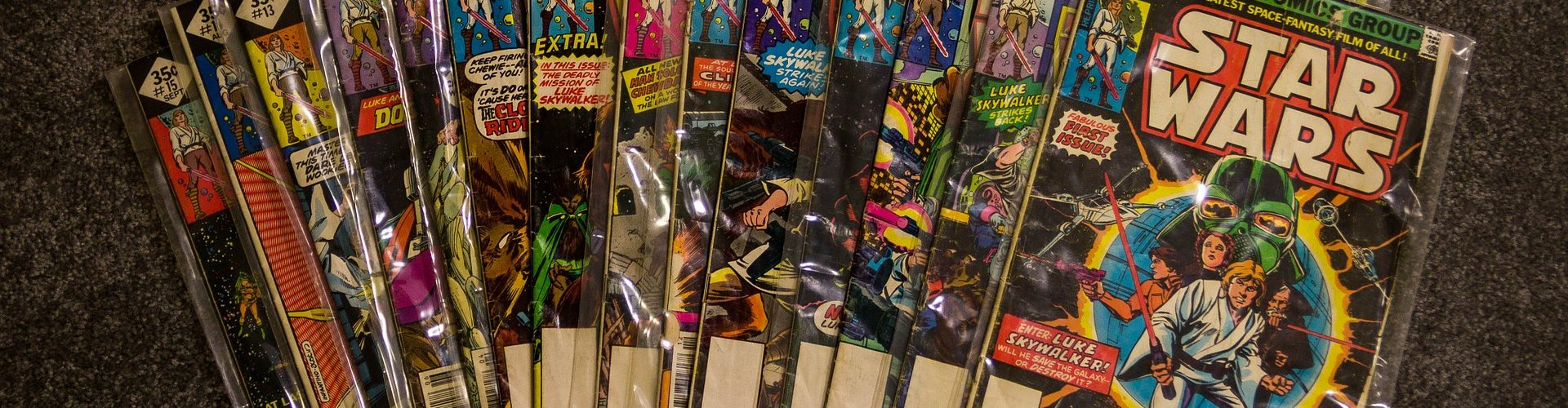 How to Organize Comic Books