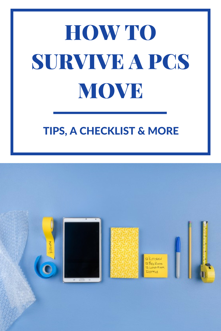Life Storage - PCS Moving Checklist and Resources