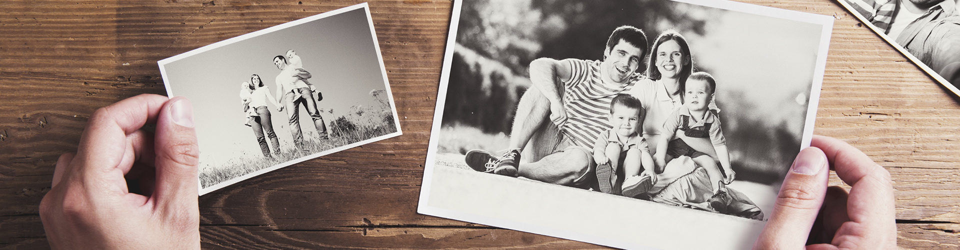 How to Organize Printed Photographs
