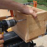 Cedar Window Box Planter DIY Tutorial