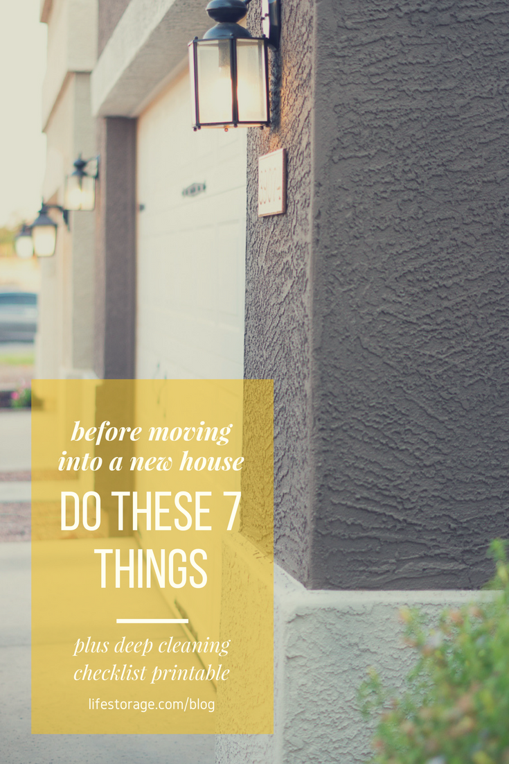Moving Into a New House? Do These 7 Things First - Life