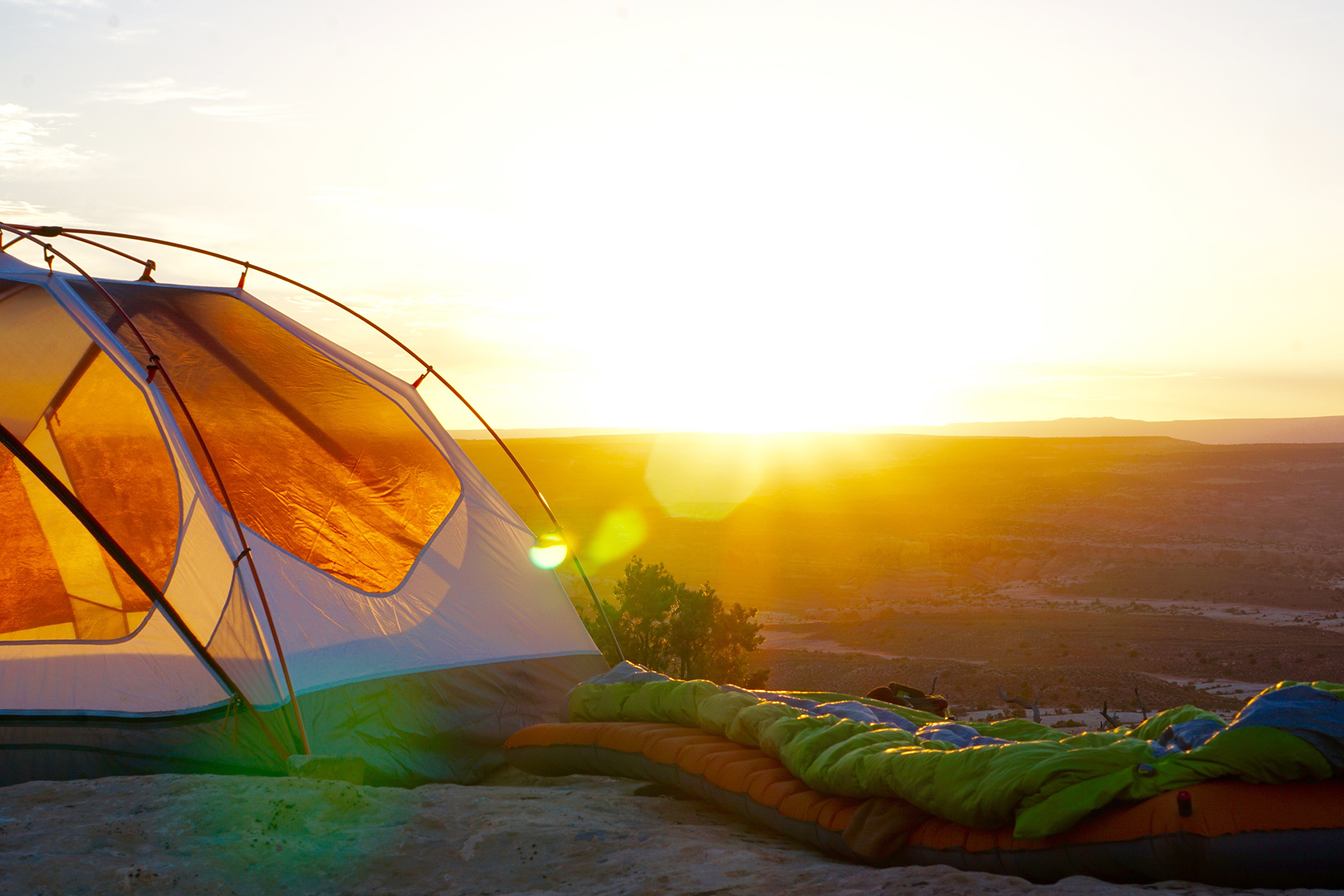 Camping ideas for organizing and storing camp gear