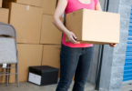 Storage cleaning - how to clean out storage unit