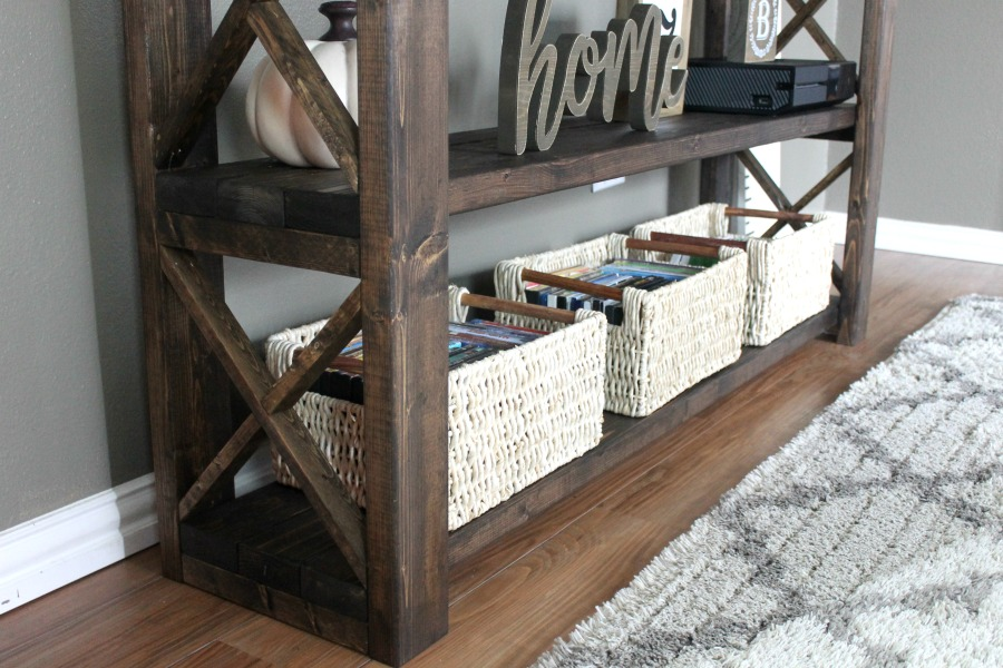 Fabulous How To Build A Diy Console Table For 50 Or Less Ncnpc Chair Design For Home Ncnpcorg
