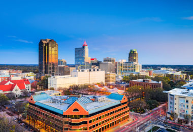 Moving to Raleigh, NC - a guide to the best neighborhoods, universities and raleigh living
