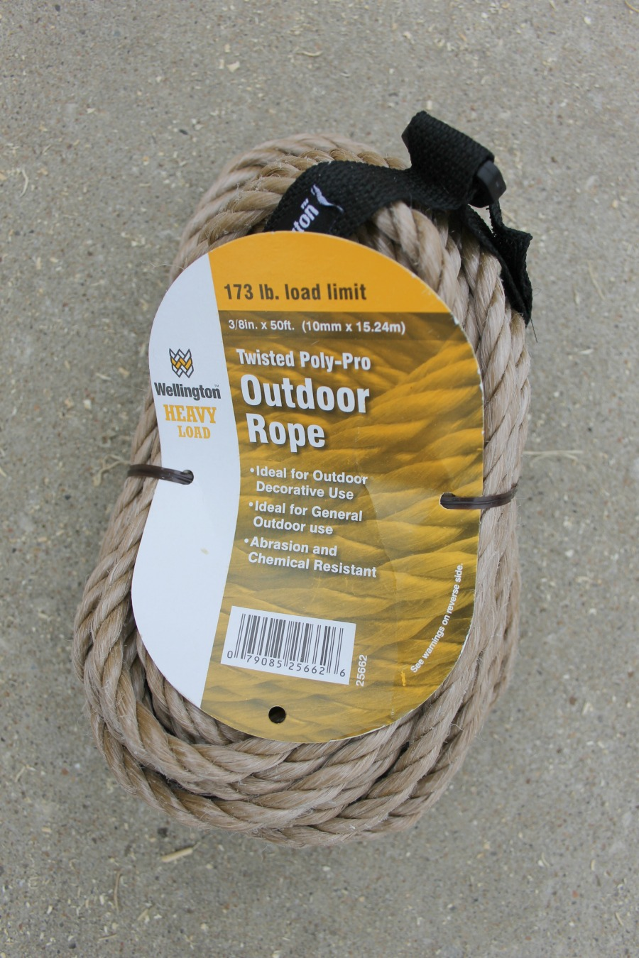 outdoor rope bundle