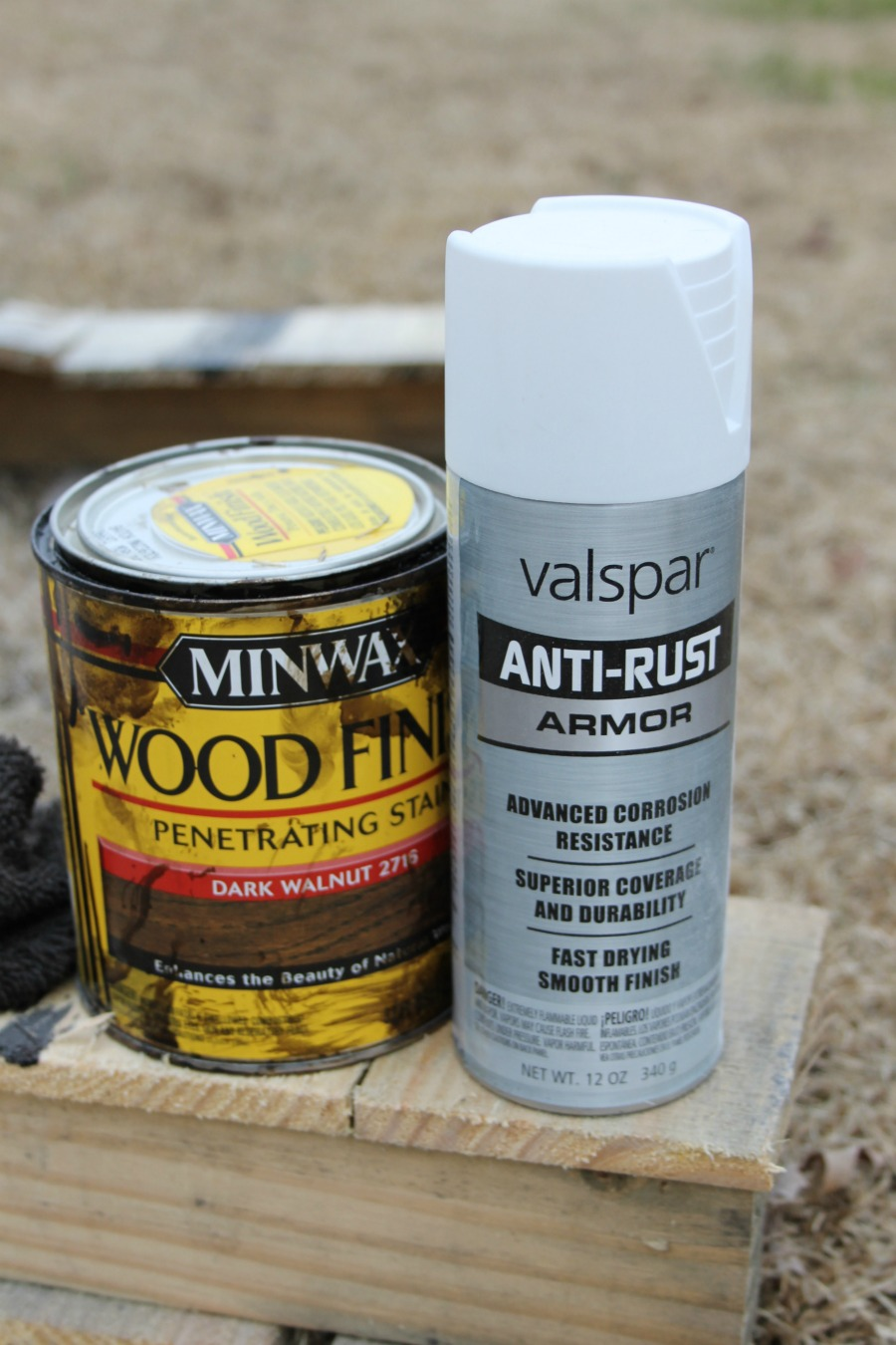 valspar minwax wood finish