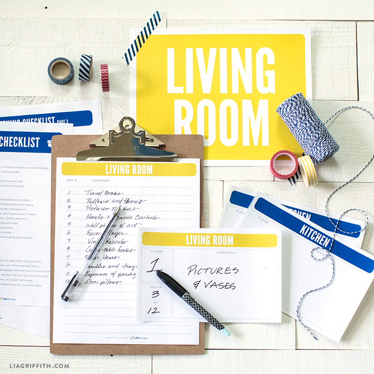 photo regarding Printable Moving Checklist known as The Final Going Listing + Free of charge Shifting Printables Package