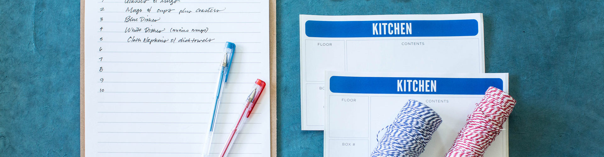 The Ultimate Moving Checklist + Free Moving Printables Kit