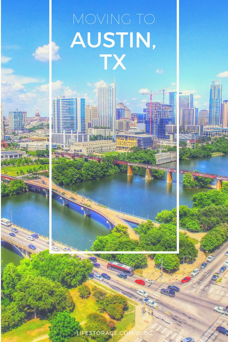 Moving To Austin Tx The Basics