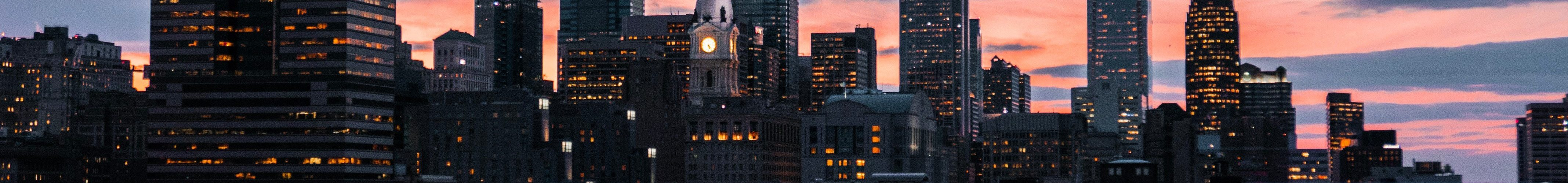 Moving to Philadelphia, Facts to Know - Skyline photo