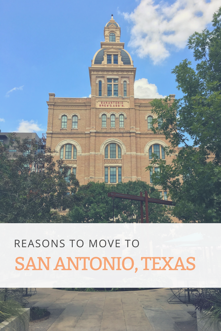 Why Moving to San Antonio Texas is a Good Decision