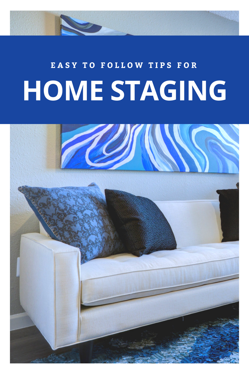 Home Staging Tips For A Quick