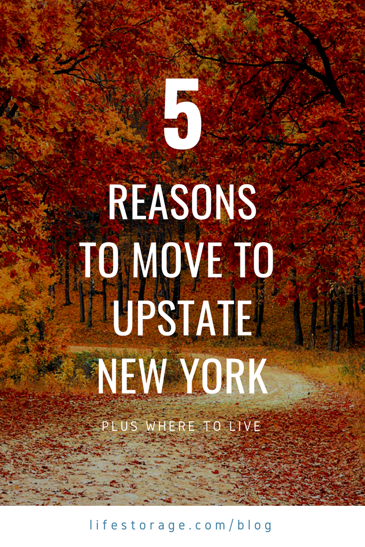 These Are the Best Places to Live in Upstate New York | Life