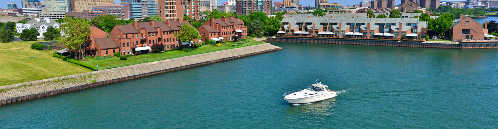 Moving to Upstate New York - Buffalo waterfront