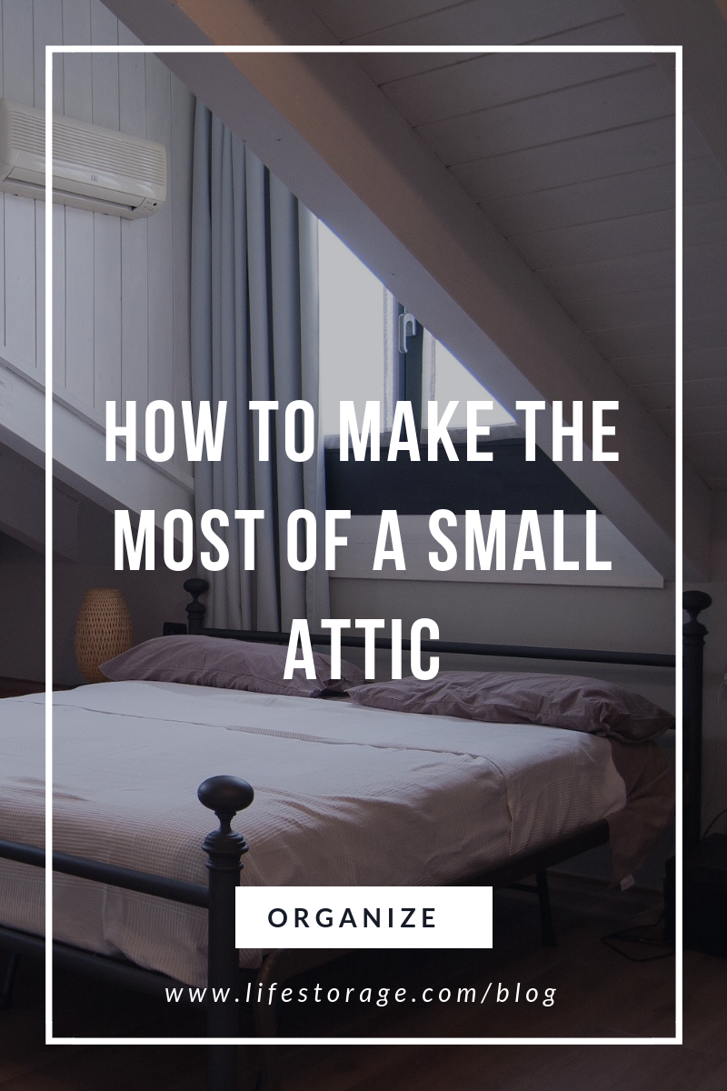 How To Make The Most Of A Small Attic Ideas And Tips