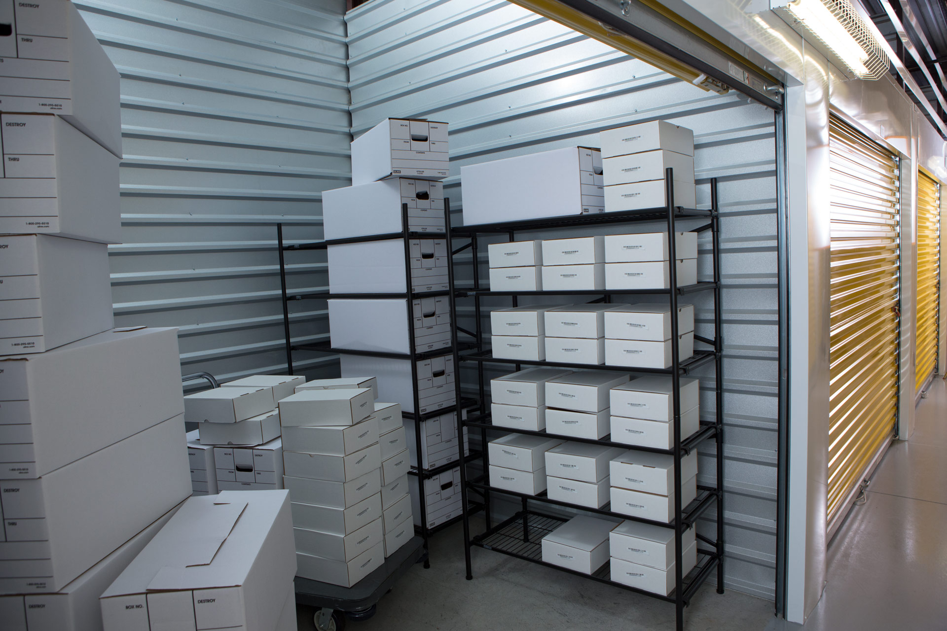 Rent Kentucky Storage Units To Store Your Stuff