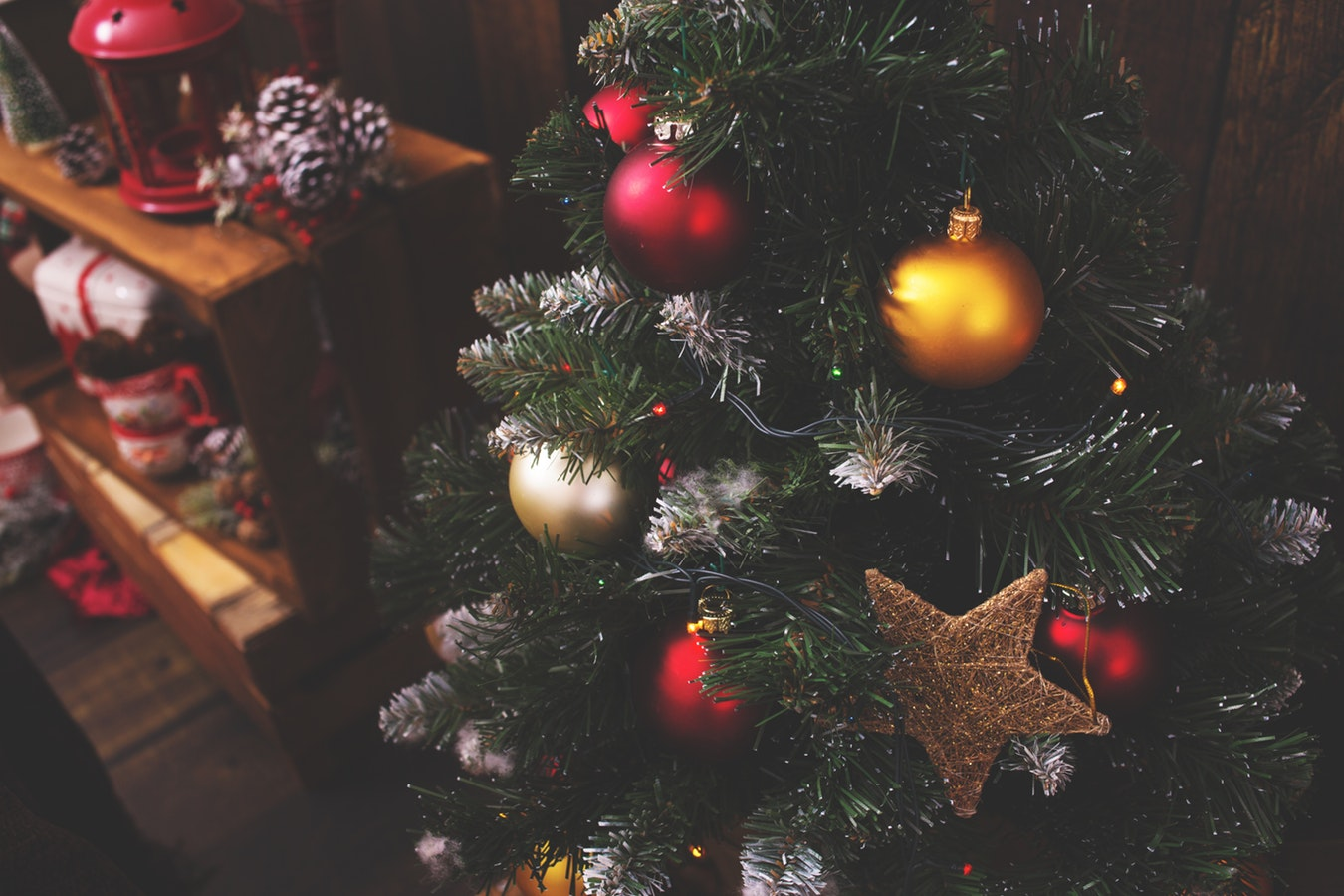 Storing your Christmas decorations