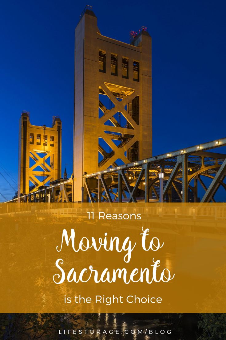 11 Reasons Moving to Sacramento is the Right Choice