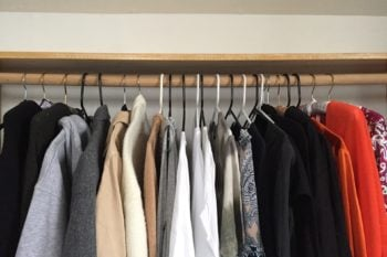 The Konmari Closet Method: How to Get Started
