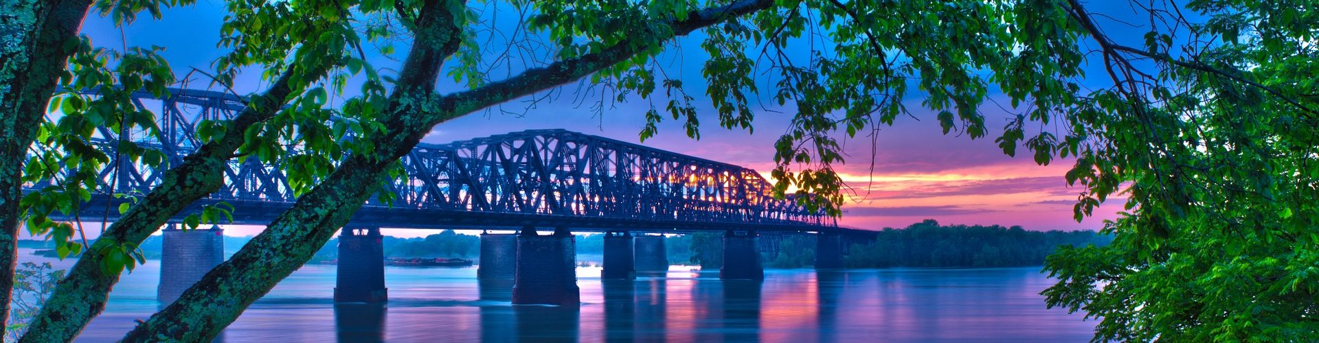 Mississippi River Bridge - Moving to Baton Rouge