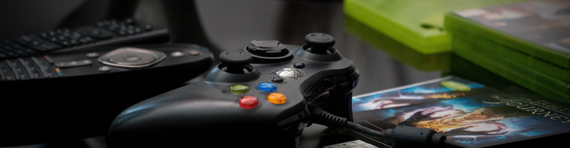 storing video games